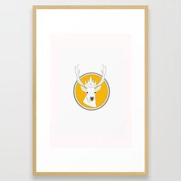 ohmy! Framed Art Print