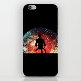 Illusive man ( Mass Effect ) iPhone Skin