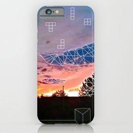 Tmbl & Mrge iPhone Case