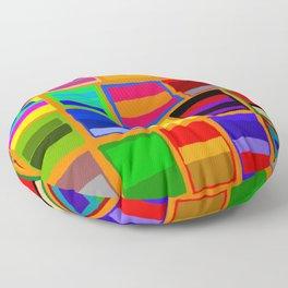 Rothkoesque Floor Pillow