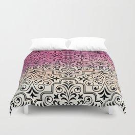 Ethnic pattern , tribal pattern , morocco Duvet Cover