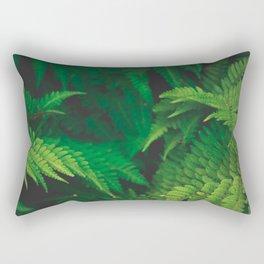 Garden Greens Rectangular Pillow