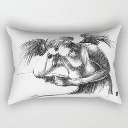 Absence of Dream Rectangular Pillow