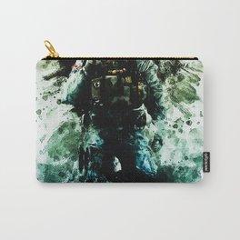 Buck operator rainbow Carry-All Pouch