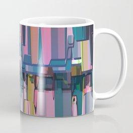 Abstract Composition 638 Coffee Mug