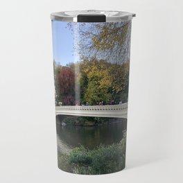 Autumn in New York Travel Mug