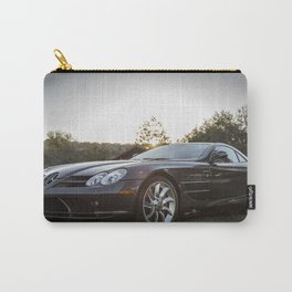 Mclaren SLR at Sunrise Carry-All Pouch