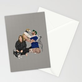 Happy Family Stationery Cards