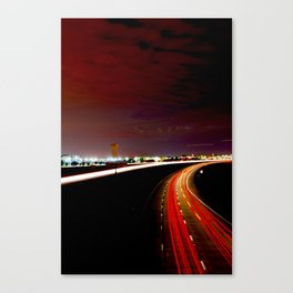 All the Way Home Canvas Print