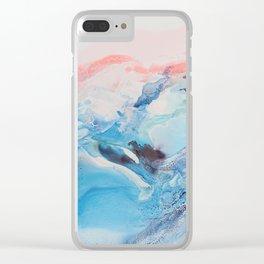 Shelly Beach Clear iPhone Case