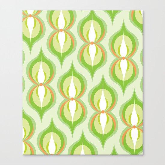 Modernco - Green Canvas Print