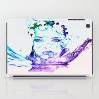 splash iPad Cases featuring Splash by CLE.ArT.