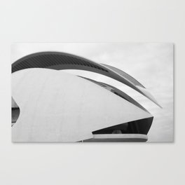 C A L A T R A V A | architect | City of Arts and Sciences Canvas Print