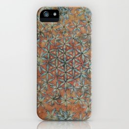 TAGGART SPRING TRANSFORMATION iPhone Case