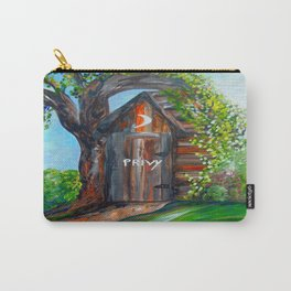 Outhouse - PRIVY Carry-All Pouch