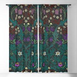 Blackthorn - William Morris Blackout Curtain