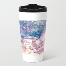 The House in the Desert Metal Travel Mug