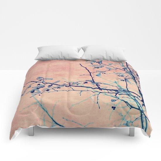 winter whispers Comforters