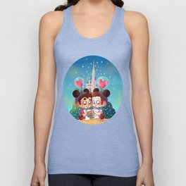 Sweet Day Unisex Tank Top