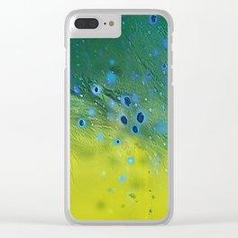 Mahi Clear iPhone Case