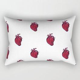 Mi Corazon Rectangular Pillow