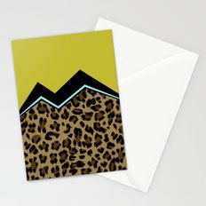 Sassy Babe - Chartreuse Stationery Cards