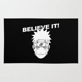 Believe It! - Naruto Rug