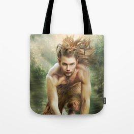 The Faun Tote Bag