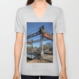 Lift Bridge Unisex V-Neck