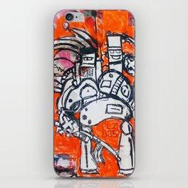 PLZ-885 iPhone Skin