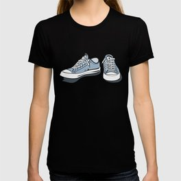 Grey Sneakers T-shirt