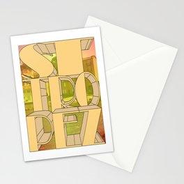 St. Tropez, jetset holidayplace. Stationery Cards