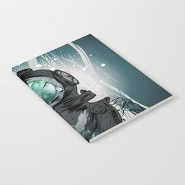 Deep Space Diver Notebook
