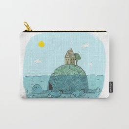 'Island' Carry-All Pouch