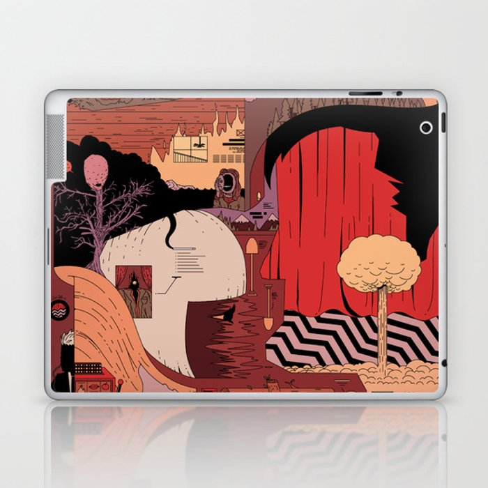 Who is the Dreamer Laptop & iPad Skin