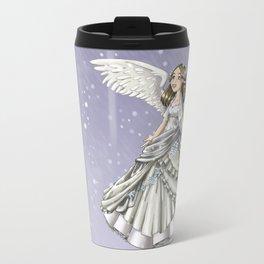 Snow Angel Travel Mug