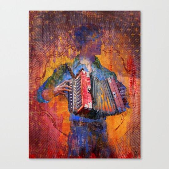 Cajun Country Canvas Print