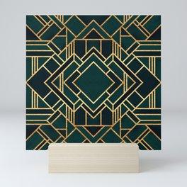Art Deco 2 Mini Art Print