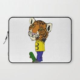 Skater Tiger Laptop Sleeve