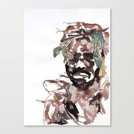 Jeffrey Canvas Print