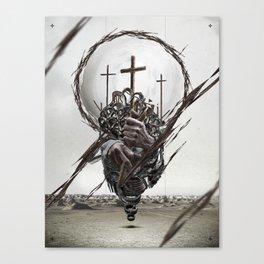Crusader Canvas Print