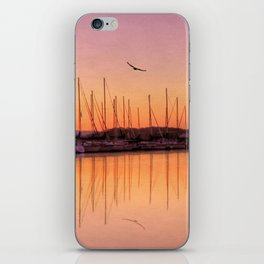 Southern Sunrise iPhone Skin