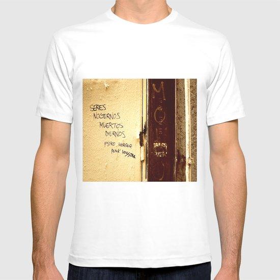 Palabras en la calle  T-shirt