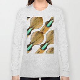 More Aroid Pattern Play Long Sleeve T-shirt