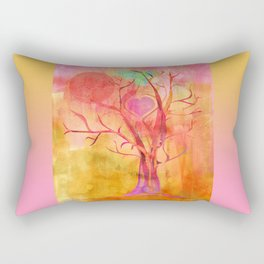 All Creation Sings Rectangular Pillow