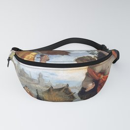 Paolo Veronese - Perseus Freeing Andromeda Fanny Pack
