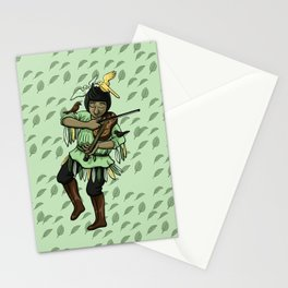 March Fairy Stationery Cards