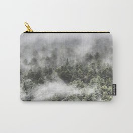 """Mountain light III"". Wildderness. Mountains Carry-All Pouch"