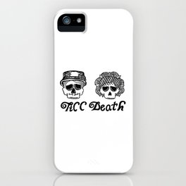 Till Death iPhone Case