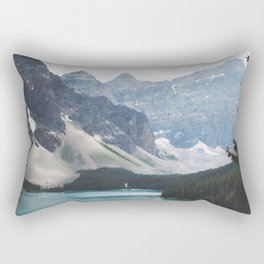 • lake moraine • Rectangular Pillow